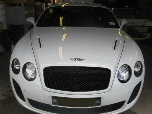 Bentley Valeted by Wax Attack Tauranga